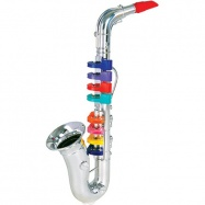 Saxofon 8 notes 42 cm