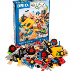 Brio Builder - stavební set 210 ks Builder Activity Set