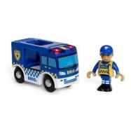 Brio policyjna furgonetka