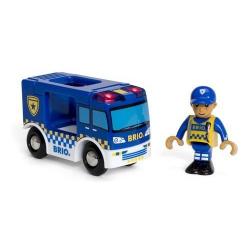 Policajná dodávka