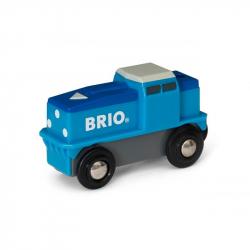 Nákladná lokomotíva na batérie