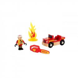 Mały zestaw strażacki