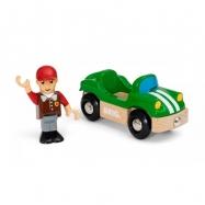 Hrací set sportovní auto