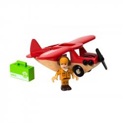 Brio World 33963 Samolot Safari