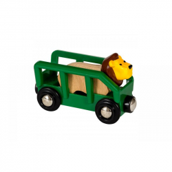 Brio lew i wagon World