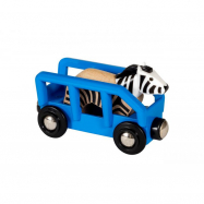 Brio zebra i wagon World