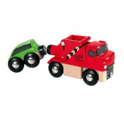 Príslušenstvo k vláčkodráze - Kamión na odťahovanie áut