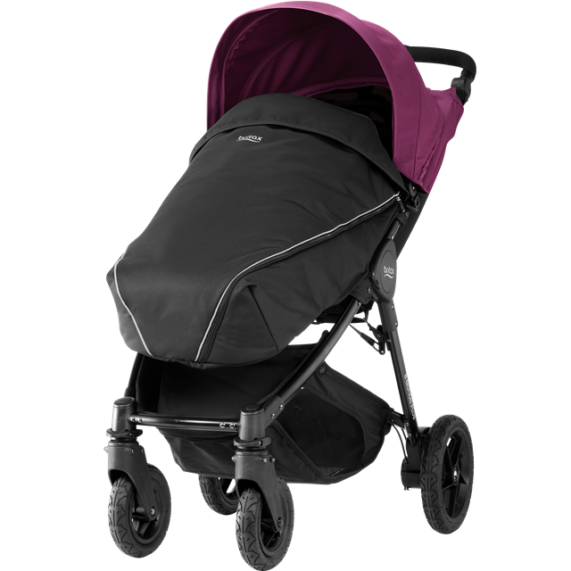 BRITAX Nánožník B-Agile/B-Motion Plus so zipom