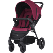 BRITAX Kočárek B-Motion 4 2017, Wine Red