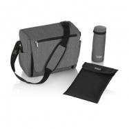 BRITAX Prebaľovacia taška, Grey Melange