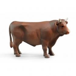 Bruder - Figúrka býk - hnedý