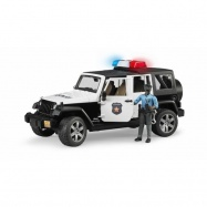 Bruder - Jeep Wrangler Rubicon Policie II