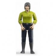 Bruder - Figurka žena - tmavé kalhoty