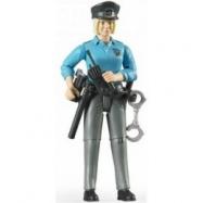 Bruder - Figúrka policajtka
