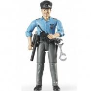 Figurka - policista s příslušenstvím