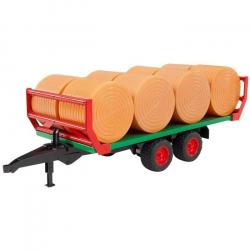 Bruder - prepravník na balíky