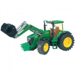 Bruder - Traktor JOHN DEERE 7930 + čelní nakladač