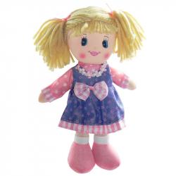 Malá látková panenka