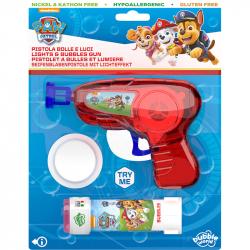 Pistole na výrobu bubliny Tlapková patrola