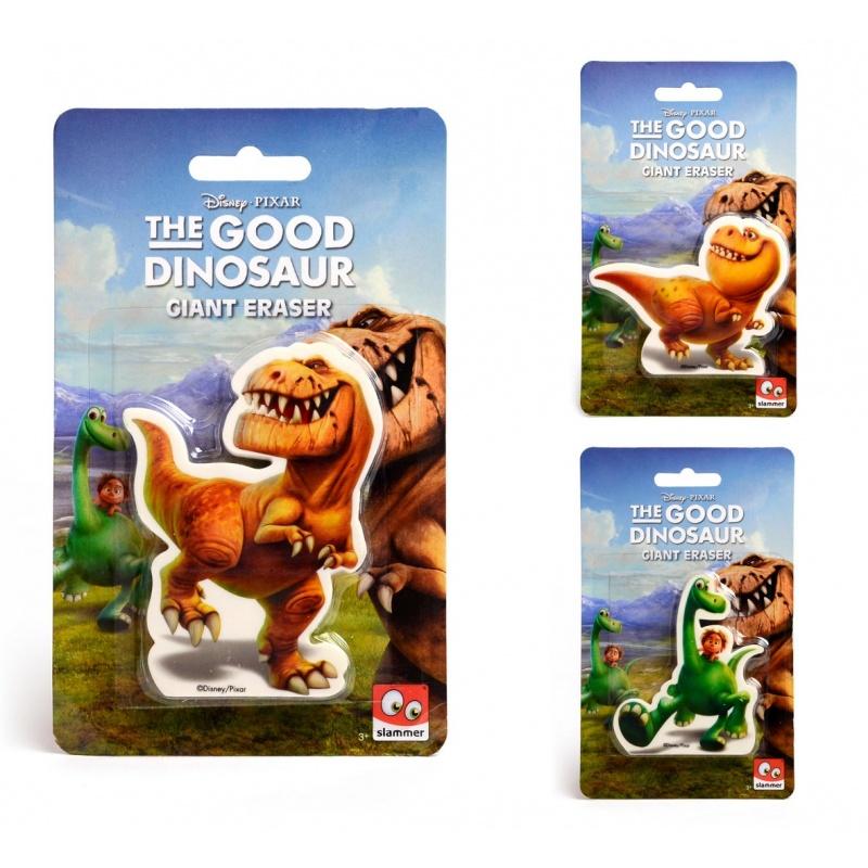 Guma Hodný Dinosaurus, 3 druhy