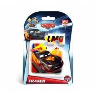 Školní guma puzzle Cars