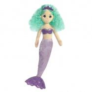 Látková Mořská panna Třpitivá Alexa 25 cm