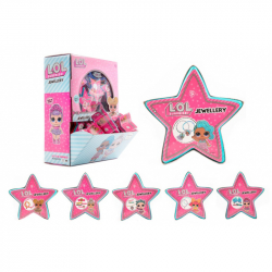 MGA L.o.l Surprise Lol Star Jewellery Biżuteria Zest Średni
