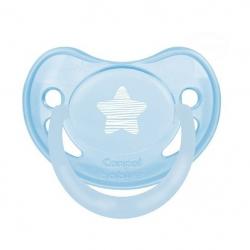 Dudlík Canpol Babies - Pastel 6-18m - modrý