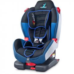 Autosedačka CARETERO Sport TurboFix navy