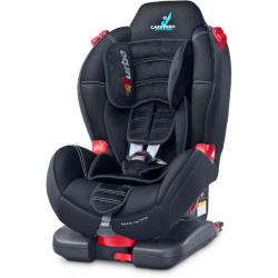 Autosedačka CARETERO Sport TurboFix black