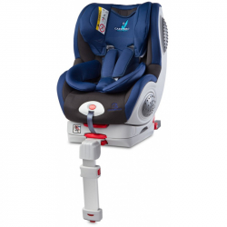 Autosedačka CARETERO Champion dark blue