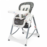 Židlička CARETERO Bistro graphite