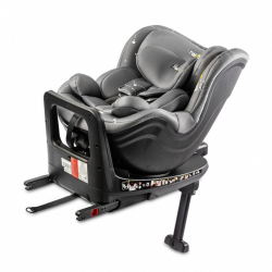 Autosedačka CARETERO Twisty Isofix i-Size grey