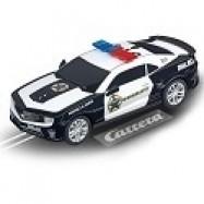Auto Carrera GO - 64031 Chevrolet Camaro Sheriff