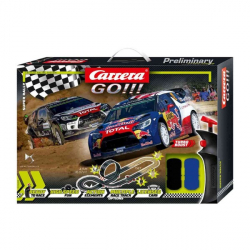 Autodráha Carrera GO 62495 Super Rally