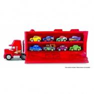 Mattel Mikroautka - Auta 3 Cars Maniek transporter