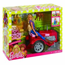 Barbie farmárka herné set