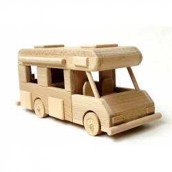 CEED Cavity - drevené cestovné auto - Karavan