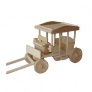 CEED Cavity - drevená hračka - drevený kočiar I.