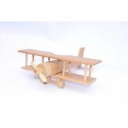 CEED Cavity - drevené lietadlo veľký dvojplošník