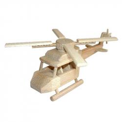 Ceeda Cavity - drevený vrtuľník Helikoptéra III.