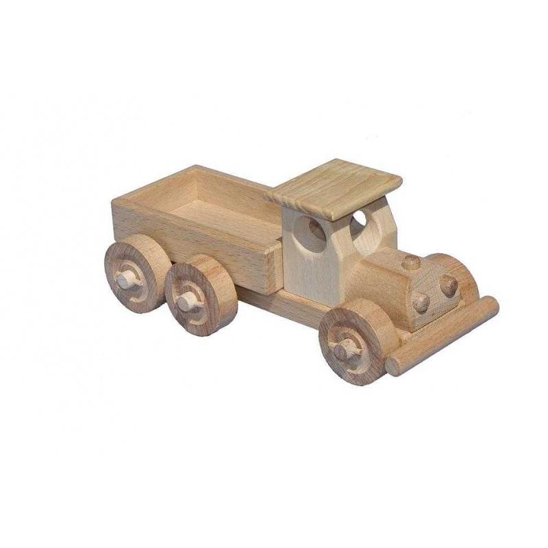 Ceeda Cavity - dřevěné auto - Nákladní auto s korbou