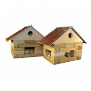 Ceeda Cavity - dřevěná stavebnice - Domeček jednoduchý 2 ks