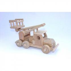 Ceeda Cavity - drevené auto - Auto s plošinou