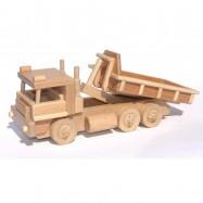 Ceeda Cavity - drevené auto - Nákladné auto s kontajnerom