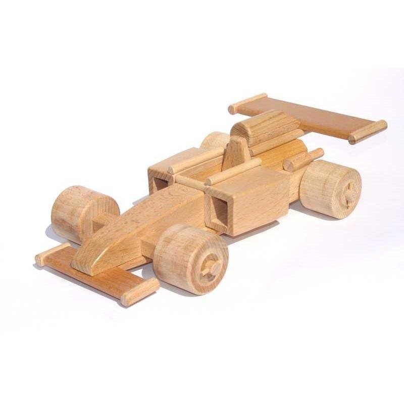Ceeda Cavity - dřevěné auto - Formule 1