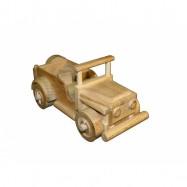 Ceeda Cavity - dřevěné auto - Jeep