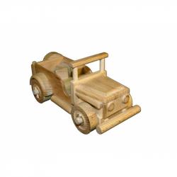 Ceeda Cavity - drevené auto - Jeep