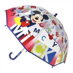 Dáždnik detský Mickey manuálny