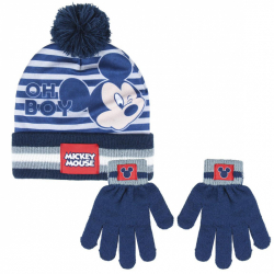 Zimný set Mickey